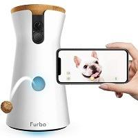 Furbo Cat Treat Camera Treat Dispenser Summary