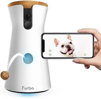 Furbo Cat Treat Camera Treat Dispenser