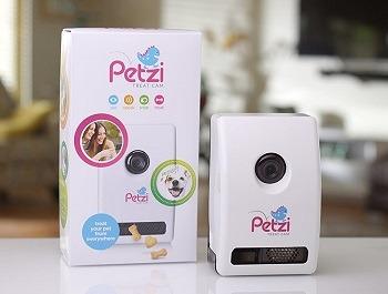 Petzi Cat Camera Treat Dispenser review