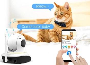 VSTARCAM Wireless Laser Cat Camera review