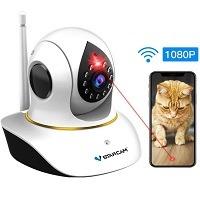 VSTARCAM Wireless Laser Cat Camera