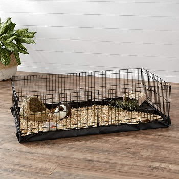 AmazonBasics Indoor Cage Review