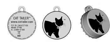Cat Tailer Small Tracker