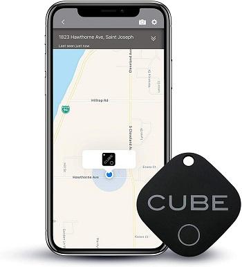 Cube Cat Collar Tracker