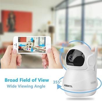 Deatti Wireless Pet Camera Review