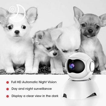 Deyan Camera For Pets