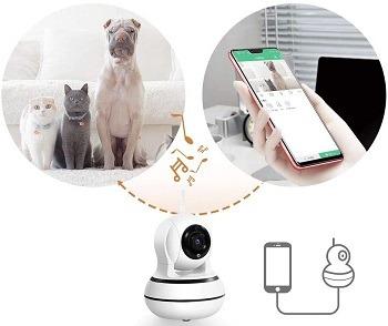 DoogCool Smart Pet Camera Review