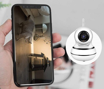 DoogCool Smart Pet Camera