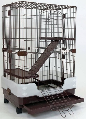 DreamHome Tall Ferret Cage Review