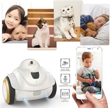 Festnight Robot Pet Camera