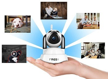 Fredi Baby Pet Camera Review
