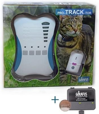 Girafus RF Dog Tracker Review