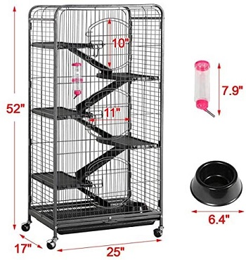 Go2Buy Cage For Ferrets