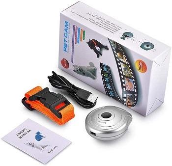 Hanyan Digital Collar Cam review (2)
