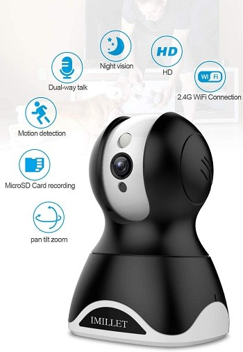Imillet Video Camera Review