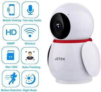 Jztek Camera For Pets Review