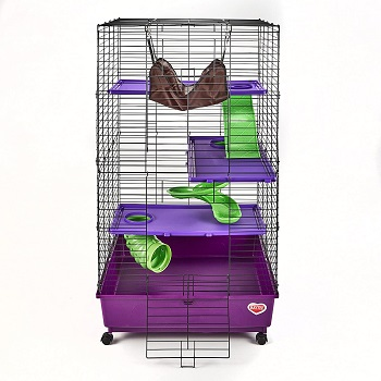 Kaytee Indoor Cage For Ferrets Review