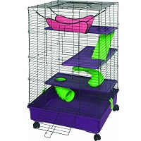 Kaytee Indoor Cage For Ferrets Summary