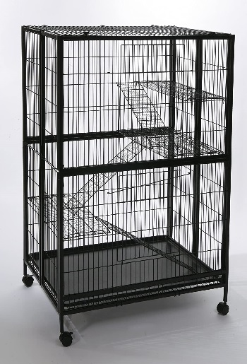 Marshall Mansion Ferret Cage Review
