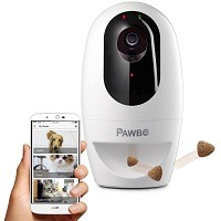 Pawbo Wifi HD Camera Summary