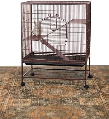 Prevue Ferret Outdoor Enclosure Review