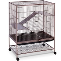 Prevue Ferret Outdoor Enclosure Summary