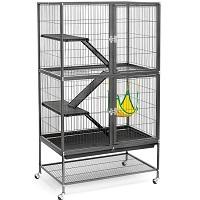 Prevue Hendryx Feisty Ferret Cage Summary