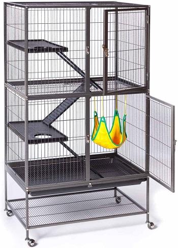 Prevue Hendryx Feisty Ferret Cage