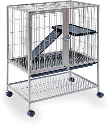 Prevue Pet Frisky Ferret Cage Review