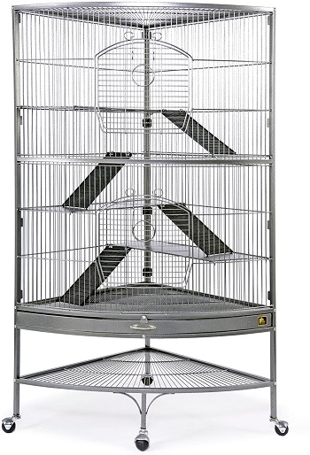 Prevue Tall Cage Review