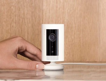 Ring Two-Way Talk Cam Review