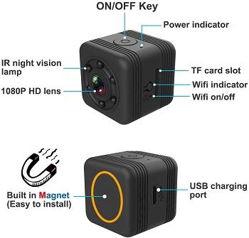 TT-Createch Mini Spy Camera Review