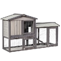 Tangkula Ferret Wooden Cage Summary