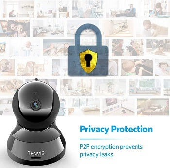 Tenvis Pet Monitoring Cam Review