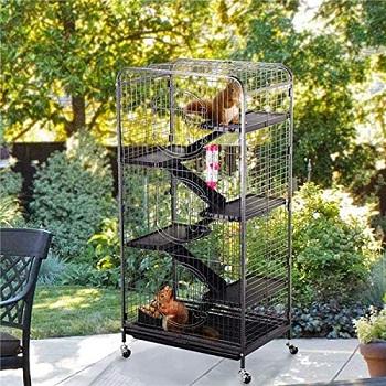 Topeakmart Ferret Starter Cage
