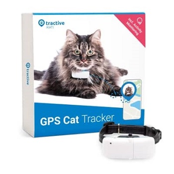 Tractive Cat GPS Review