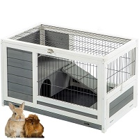 U-Max Wooden Ferret House Summary