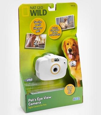 Uncle Milton Pet's Camera