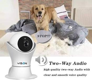 VINSION Dog Monitor Camera Review