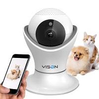 VINSION Dog Monitor Camera Summary