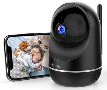 Victure 1080p FHD Pet Camera