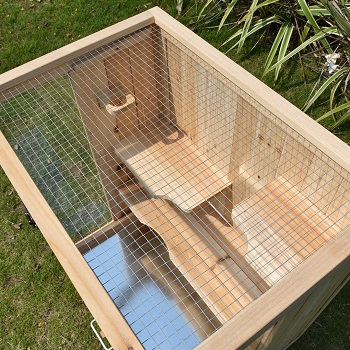 Wooden Indoor Ferret Cage Review