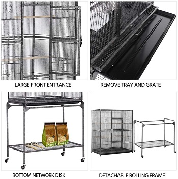 Yaheetech Ferret Cage