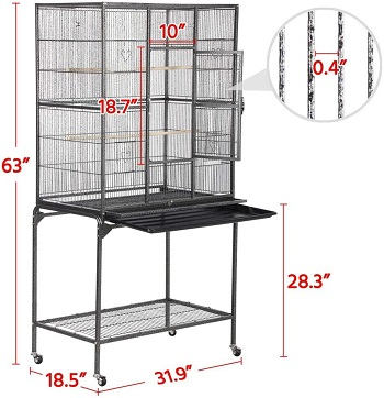 Yaheetech Ferret Cage Review