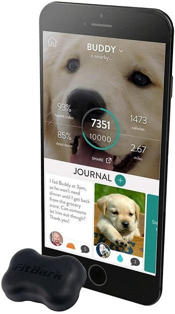 fitbark 2 dog activity monitor