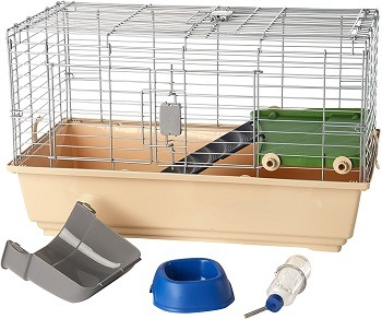 AmazonBasics Modern Hamster House Review