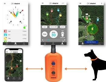 Dogtra GPS Shock Collar