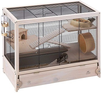 Ferplast Hamsterville Enclosure Review