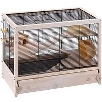 Ferplast Hamsterville Enclosure Summary