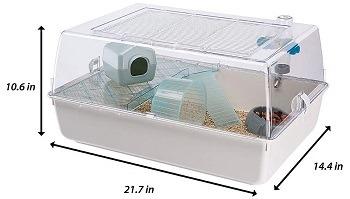 Ferplast Mini Duna Hamster Cage Review